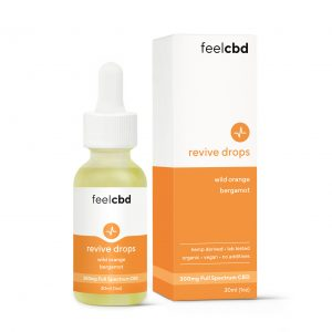 FeelCBD Revive Drops