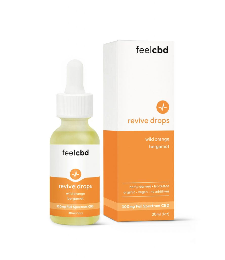 Read more on FeelCBD Revive Drops