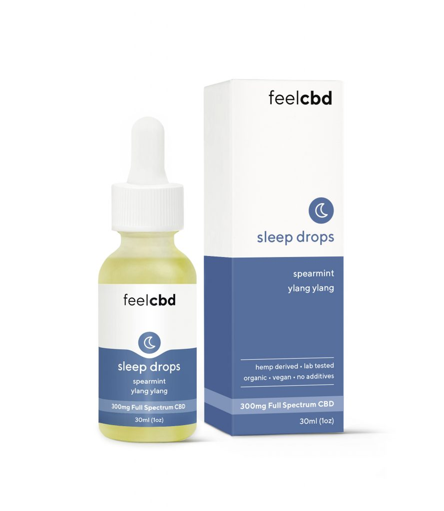 Read more on FeelCBD Sleep Drops