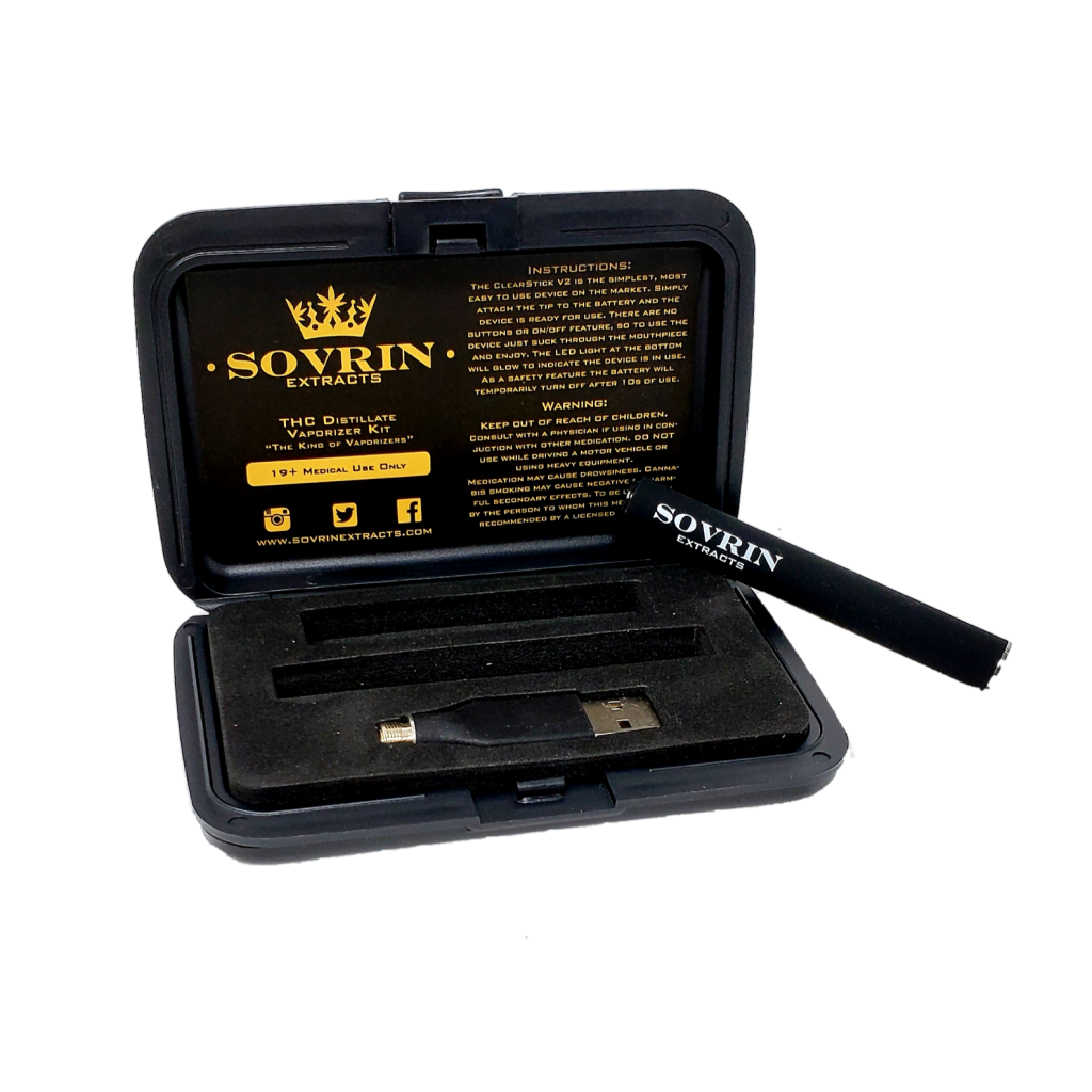 Read more on Sovrin Clearstick  V2 Kit