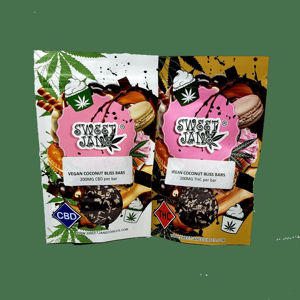 Read more on Vegan Coconut Bliss Bars – Sweet Jane