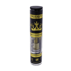 Sovrin Extracts Cartridges - Premium Distillate