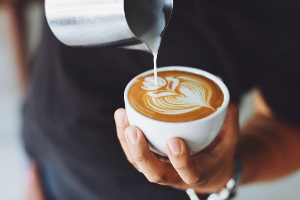 Cannabis Infused Pumpkin Spice Tea Latte