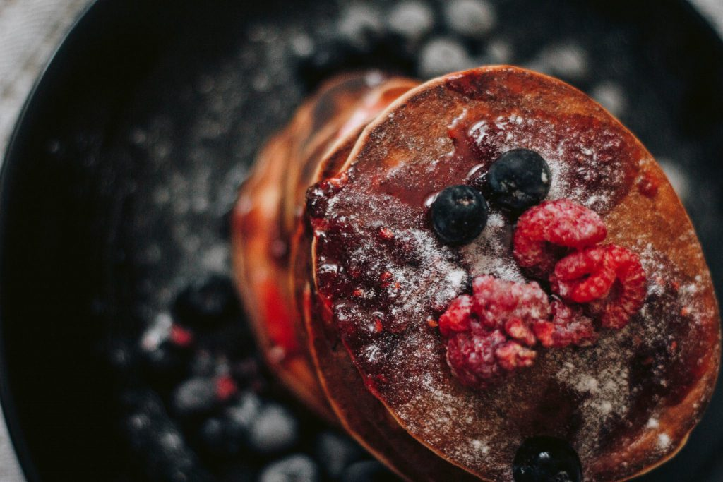 CBD Protein Pancakes (Low Carb, No Sugar Added)