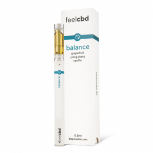 FeelCBD Balance - CBD Disposable Vape Pen