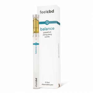 FeelCBD Balance - CBD Disposable Vape Pen