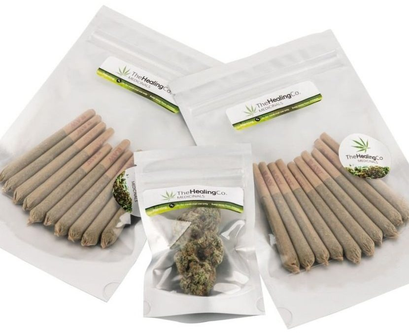 Online Dispensary Canada The Healing Co - Celebrate Cannabis This 420 Product