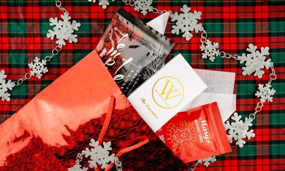 Online Dispensary Canada The Healing Co - The Best Cannabis Christmas Gifts