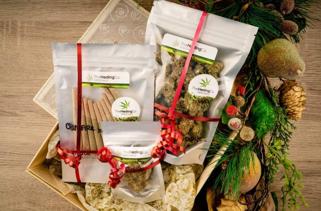 Online Dispensary Canada The Healing Co - The Best Cannabis Stocking Stuffers
