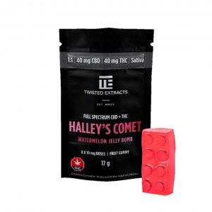 Halleys comet watermelon - Twisted Extracts