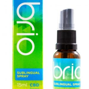 Brio CBD Sublingual Spray