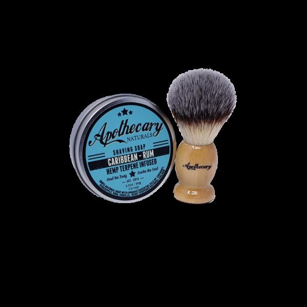 Apothecary Shaving Soap 2
