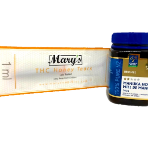 THC Honey Tears - Mary's Medibles