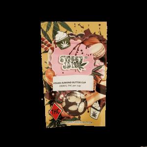 Vegan Almond Butter Cup - Sweet Jane - 200mg THC