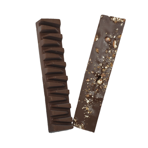 Pakalolo Bar 300mg THC - The Healing Co - Toasted Almonds and Toffee bits