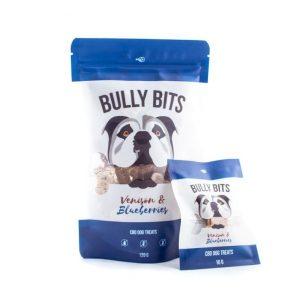 Bully Bits CBD Dog Treats Venison by Miss Envy
