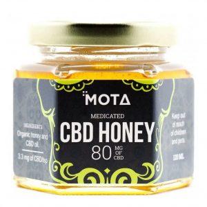 medical cannabis medical marijuana products Mota CBD Honey