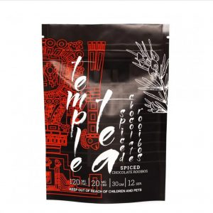 medical cannabis medical marijuana products Temple Tea Spiced Chocolate Rooibos