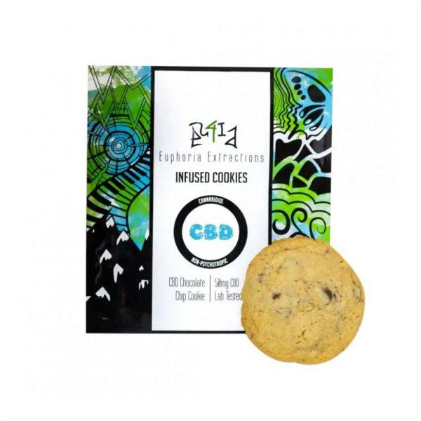 Euphoric Extractions CBD Cookies