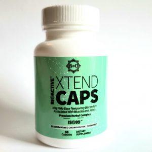 CBD Capsules Full Spectrum - Solvent Free - 25 mg - SeC