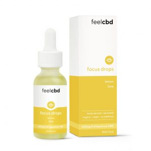 FeelCBD Focus Drops