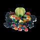 Fruit Cocktail Gummies - Premium Distillate - Canna Co Medibles