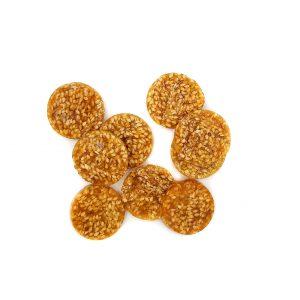 Sweet Sesame Snacks - THC - CBD - The Healing Co
