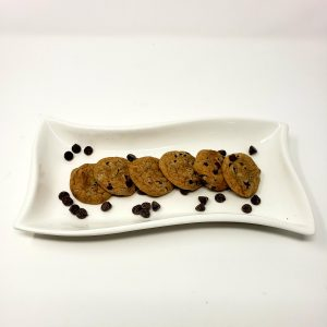 Vegan Chocolatey Cookie - CBD - THC - The Healing Co - Premium Distillate