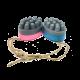 CBD Loofah Soap - His & Her - 200mg CBD - Gaia Beauty & Wellness