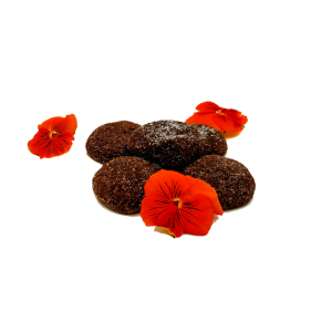 Mystic Chocolate Crinkle Cookie - Shroom