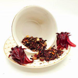 Mystic Sangria Hibiscus Shroom Tea