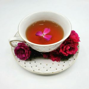 Mystic Pomegranate Hibiscus Tea - Shrooms - 2grams