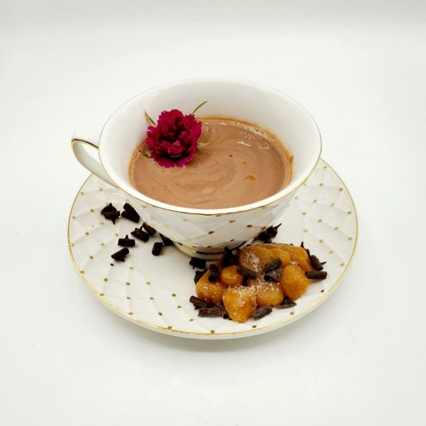 Salted Caramel Hot Chocolate - Mystic - 2 Servings