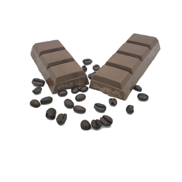 Espresso N' Cookie Crack Bar - 300mg THC - Full Spectrum - The Healing Co