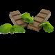 Mint N' Cookie Crack Bar - 300mg THC Full Spectrum