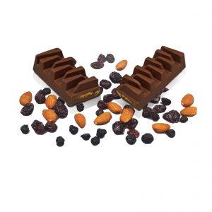 Nuts N' Stuff Bar - 300mg THC - Full Spectrum