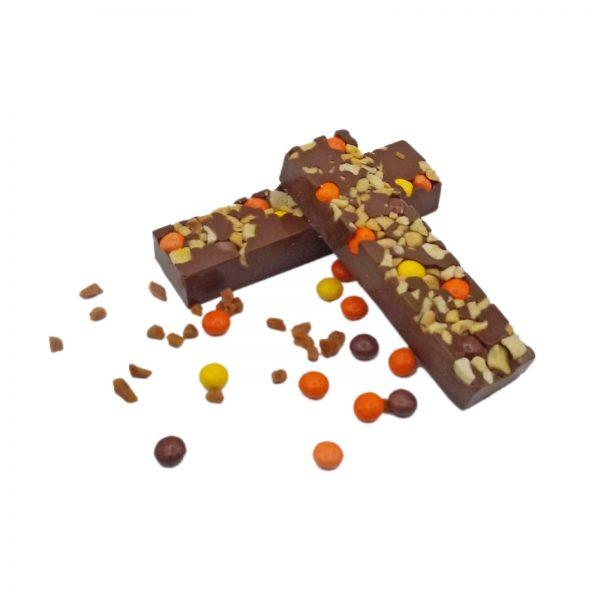 Chunky Monkey Chocolate Bars - Premium Distillate