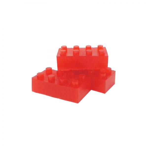 Building Block Gummies Fruit Punch - 120mg THC - Full Spectrum - The Healing Co