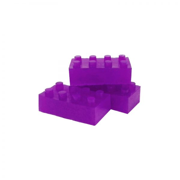 Building Block Gummies Tropical - 120mg THC - Full Spectrum - The Healing Co