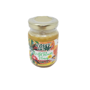 Wild Flower Honey - 400mg THC - Sweet Jane