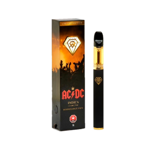 ACDC 1:1 Diamond Concentrates Disposable Vape Pen - 1 Gram - ***Limited Edition***