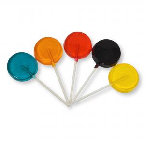 Sugar Free Lollipops - Premium Distillate - 90mg THC - Hand Made - The Healing Co