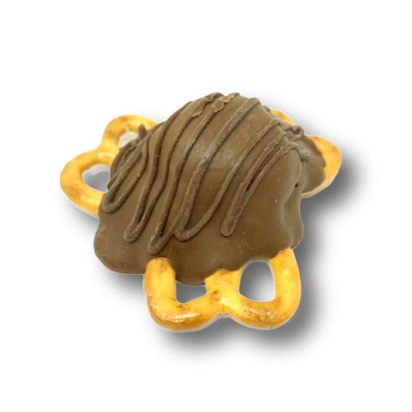 Chocolate Covered Pretzel Bunnies - 150mg THC - The Healing Co