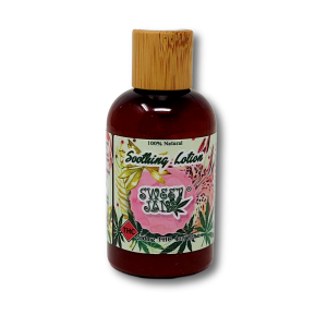 THC Soothing Lotion - Sweet Jane