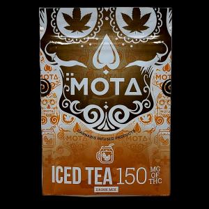 Mota Iced Tea Mix - 150mg THC