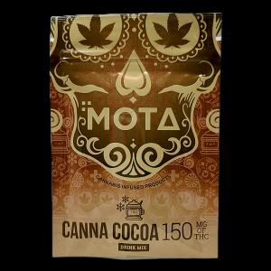 Mota Canna Cocoa - 150mg THC