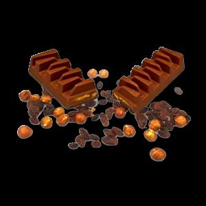 Full Spectrum Premium Chocolate Bars - 300mg - The Healing Co