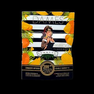 Dames Gummy Co. Gummies - 200mg THC 3
