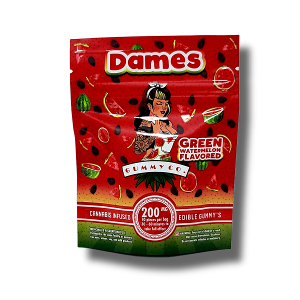 Dames Gummy Co. Gummies - 200mg THC 5