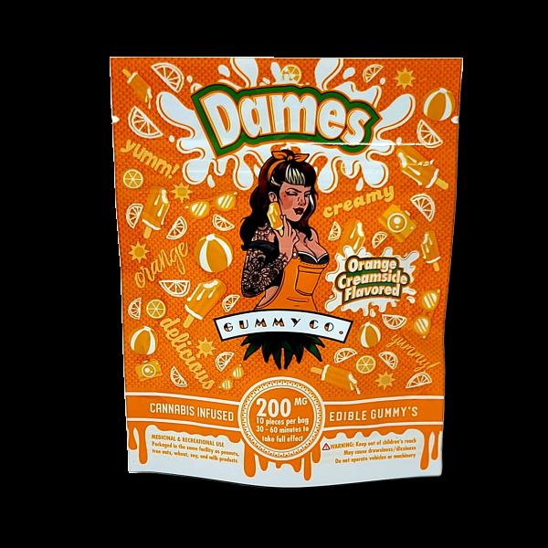 Dames Gummy Co. Gummies - 200mg THC